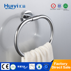Bathroom accessories wall mounted chrome plating brass material towel ring HY-03203