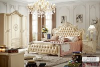 China Export Luxury Royal Furniture Bedroom Sets - Buy ...