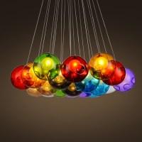 Modern Colorful Chandelier | www.pixshark.com - Images ...
