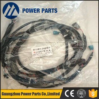 Excavator Parts Zx120-3 Zx200-3 Zx330-3 Main Pump Wire Harness