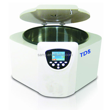 Td5 Table-type Low Speed Centrifuge,Low Speed Bench Top Medical