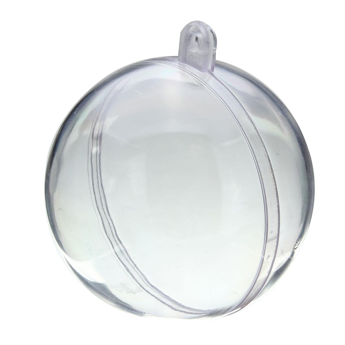 Clear plastic fillable ornaments get quotations 2015 10pcs romantic design christmas decorations ball transparent can