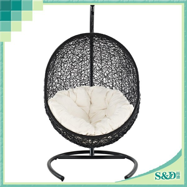 Sd Cheap Hanging Egg Wicker Hanging Chair Stand Buy