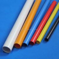 Pvc Plastic Electrical Pipe Line For White Grey Orange ...