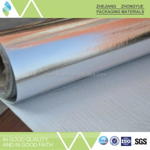 Thermal Insulation Material VMPET Laminated Aluminum Foil