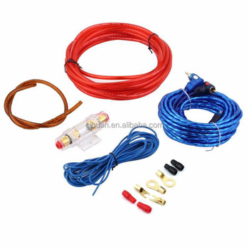 Car Audio Amp Wiring Kit car block wiring diagram