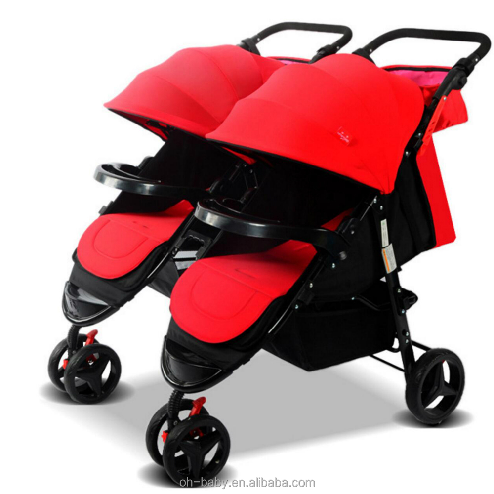 Double Buggy In Sale Luxury Two Seat Buggy Twin Baby Stroller For Two Kid Double Pram Buy Twin Baby Stroller Buggy For Sale Baby Double Pram Double Pushchair Product On