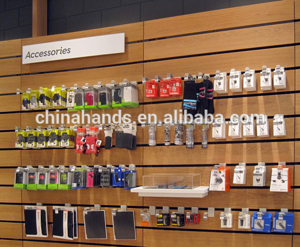 Wooden Mobile Phone Shop Wall Display Designs Buy Mobile