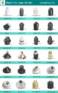 Porcelain Standard E26/e27 Ceramic Edison Screw Type ...