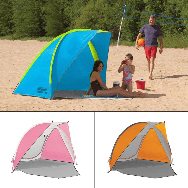 Ikea Pop Up Tent Xxl Pop Up Beach Sea Tent Wind Sun Uv Ikea Beach Tent & Greatest Ikea Hacks