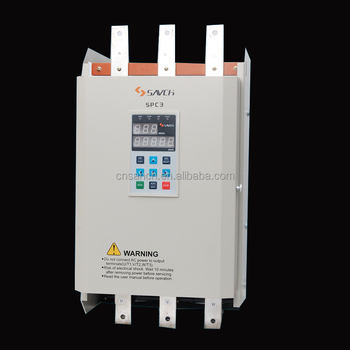Full-digital power controller 380v ac 3 phase thyristor SCR power