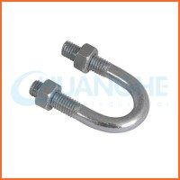 Carbon Steel Pipe Clamp U Bolt - Buy Carbon Steel Pipe ...