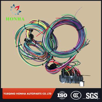 21 Ez Circuits Wiring Harness Wiring Diagram