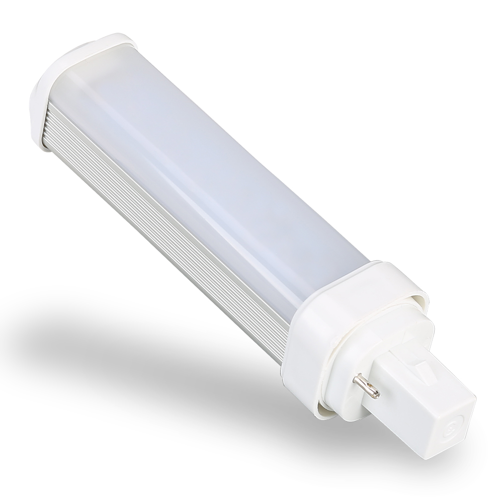Led G23 7w Led Plc Lamp 4 Pin And 2 Pin G24 G23 Aluminum Radiator Tube For Replace Cfl 13w Buy Led Plc Lamp G24 G23 Aluminum Radiator Tube Product On