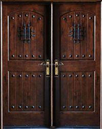 Rustic Wrought Iron Doors - Buy Entry Doors,Double Entry ...