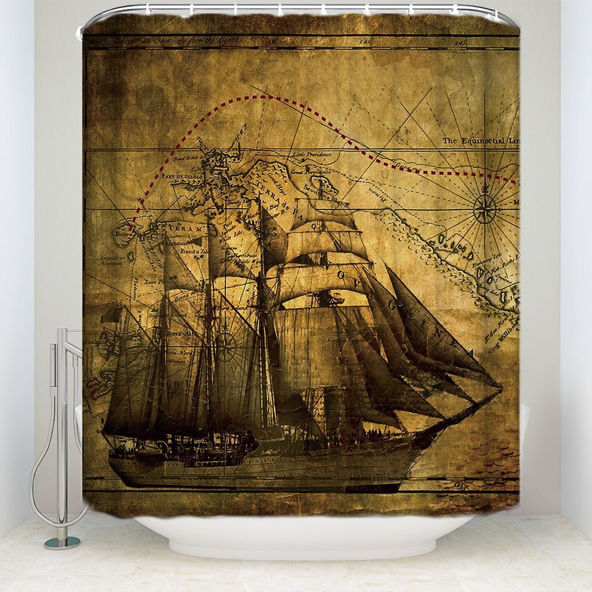 Nautical Fabric Shower Curtains Cheap Nautical Fabric Sailing Fabric Find Nautical Fabric Sailing
