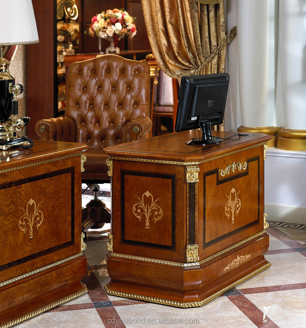 Classic Table Office 0038 Royal Office Furniture Classic Wood Table Luxury Office Desk Buy Office Furniture Classic Wood Table Office Desk Product On Alibaba