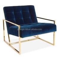 Modern Italian Stainless Steel Chair Armchair - Buy Chair ...