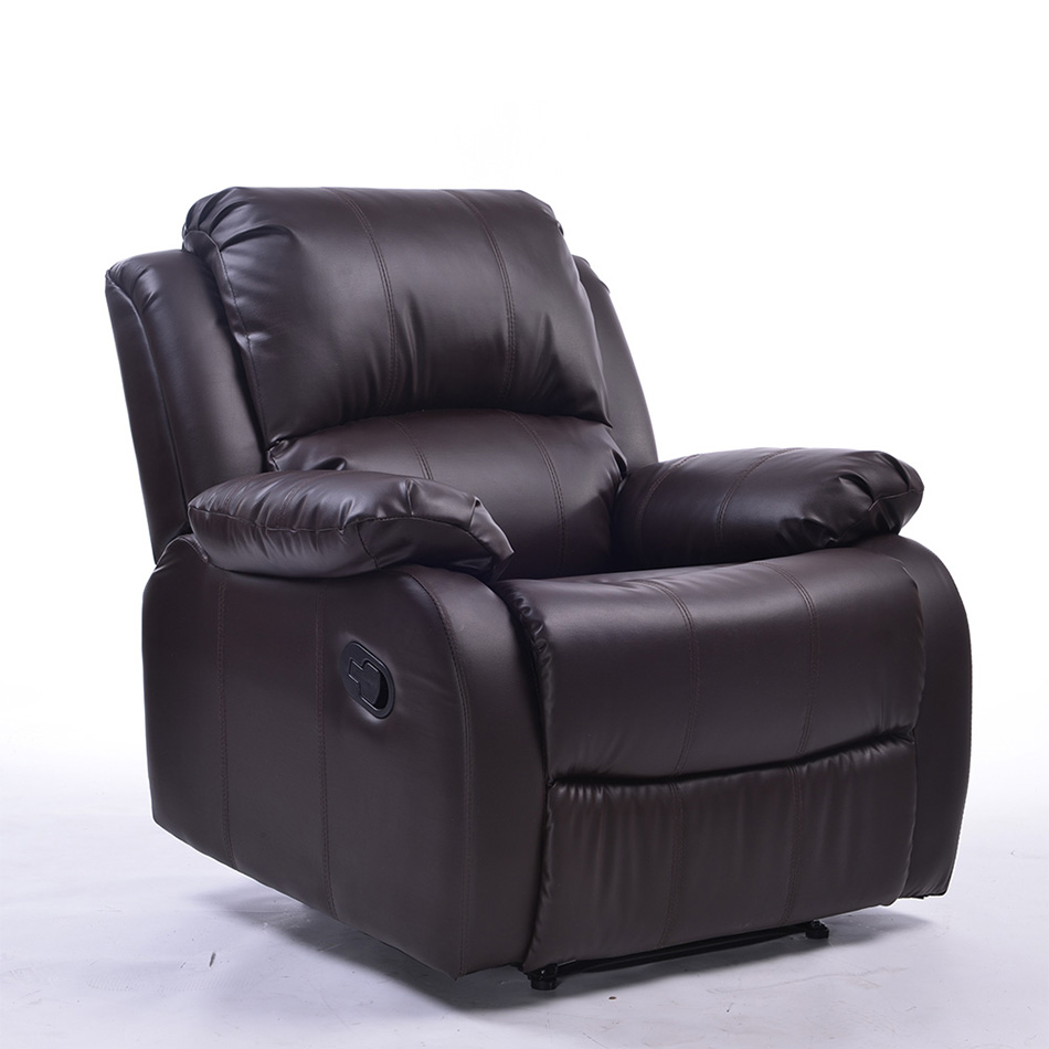 Sofa With Recliner Xr 8001 Leather Recliner Sofa Chair Recliner Buy Chair Recliner Sofa Reclining Leather Recliner Sofa Product On Alibaba