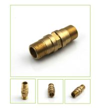 High Precision Pipe Fitting Elbow Brass Turning Parts ...