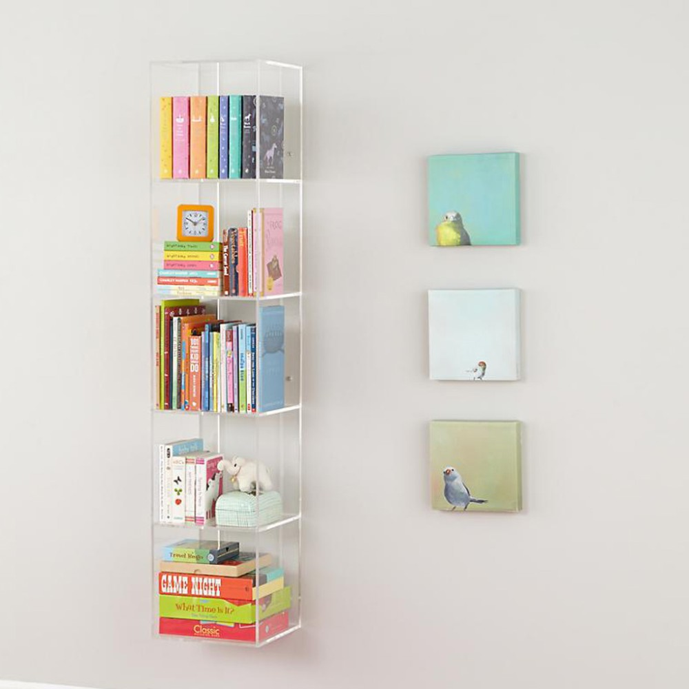 Book Display Stand Wall Mounted Acrylic Bookcase Book Shelf Custom Acrylic Book Display Stand Book Holder Buy Wall Mounted Acrylic Bookcase Book Shelf Custom Acrylic