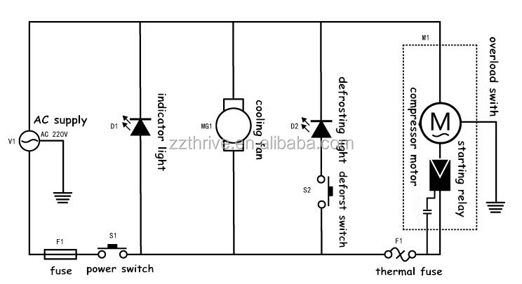 circuit diagram means in english
