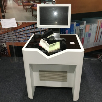 Emrfid Self-checkout Library Book Security System - Buy Emrfid - checkout a book