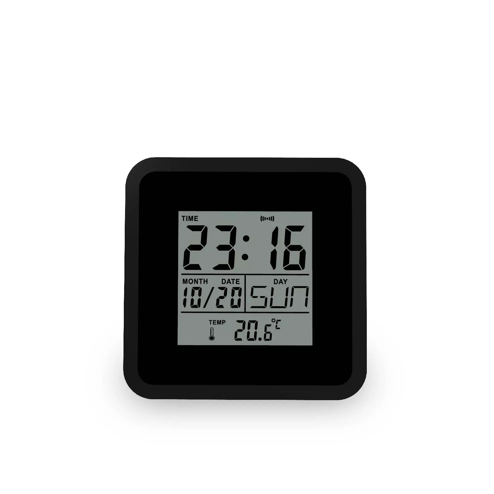 Standuhr Digital Digitale Multifunktions Standuhr Buy Standuhr Multifunktions Standuhr Holz Tisch Uhr Product On Alibaba
