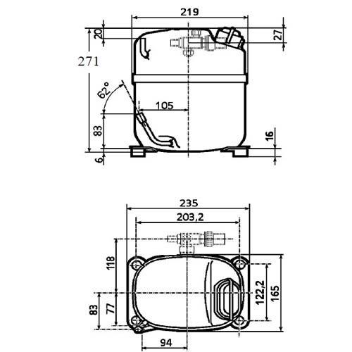 tecumseh compressor wiring diagram horse trailer electrical wiring