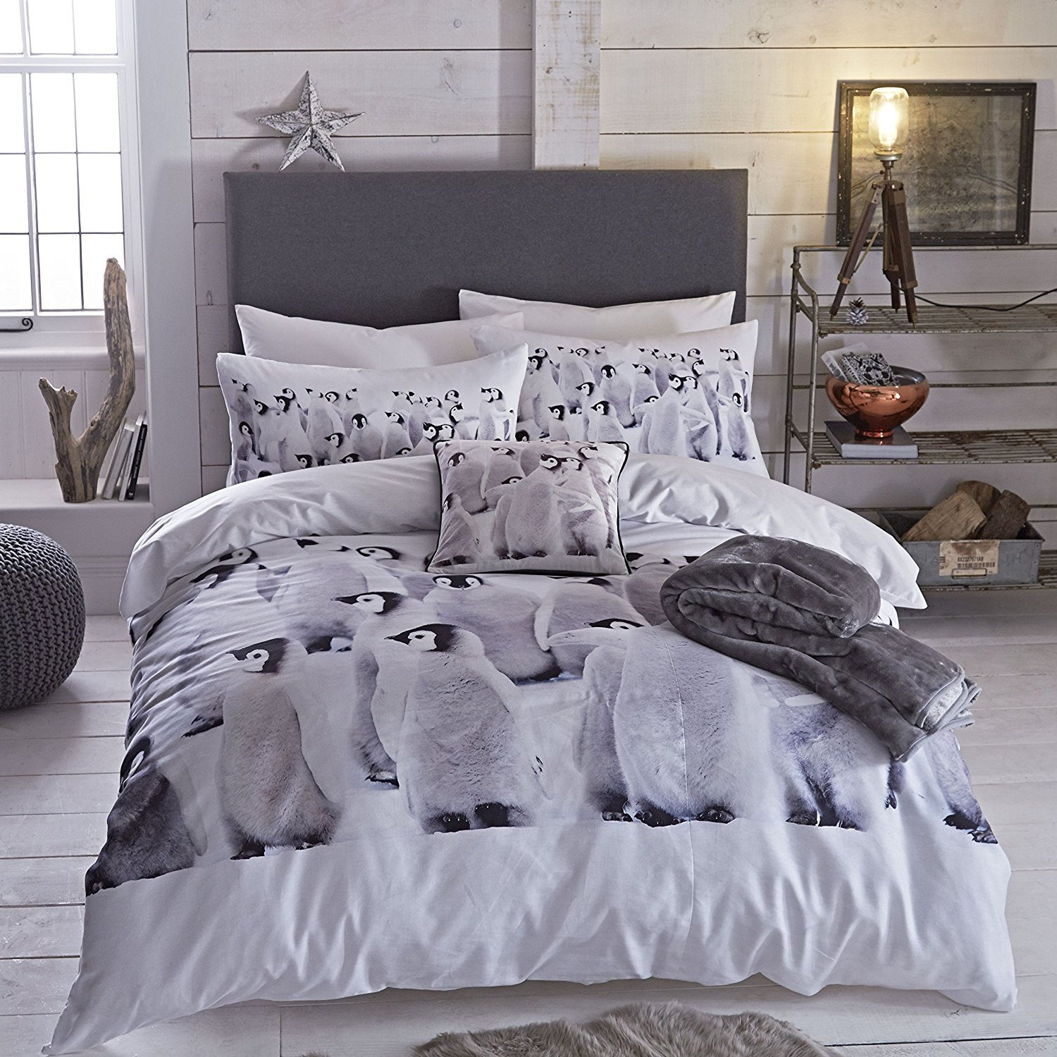 Catherine Lansfield Christmas Bedding Buy Catherine Lansfield Lois King Size Duvet Set Natural By