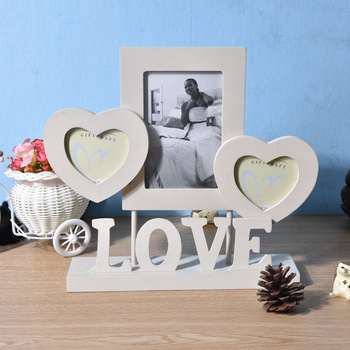 Modern Design Word Letters Decor Love Pure White Mother 0027s Day Saint - word design frames