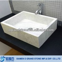 Modern Bathroom Sink Cheap Integrated One Piece Bathroom ...