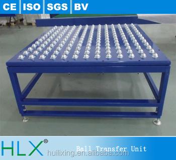 Conveyor Ball Transfer Roller Table Photo