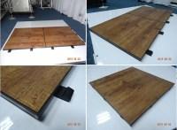 Outdoor Waterproof Flooring Plywood Interlocked Diy Tap ...