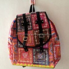TRADITIONAL BROCADE BACK BAG