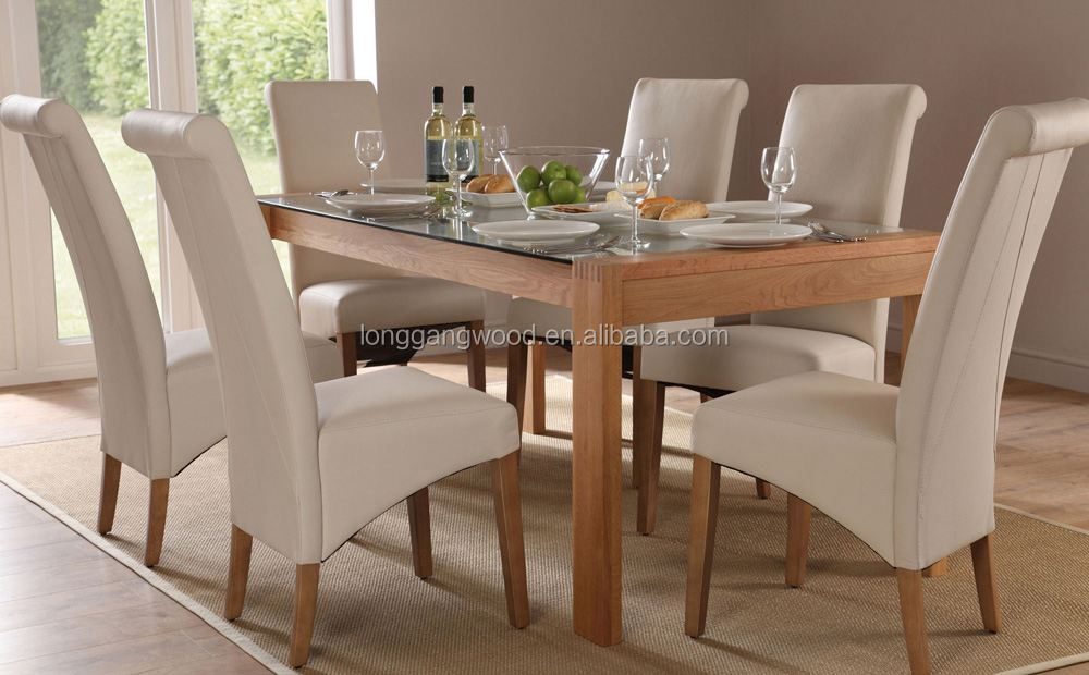 Mdf Top With Faux Marble Dining Room Table And Chair Buy