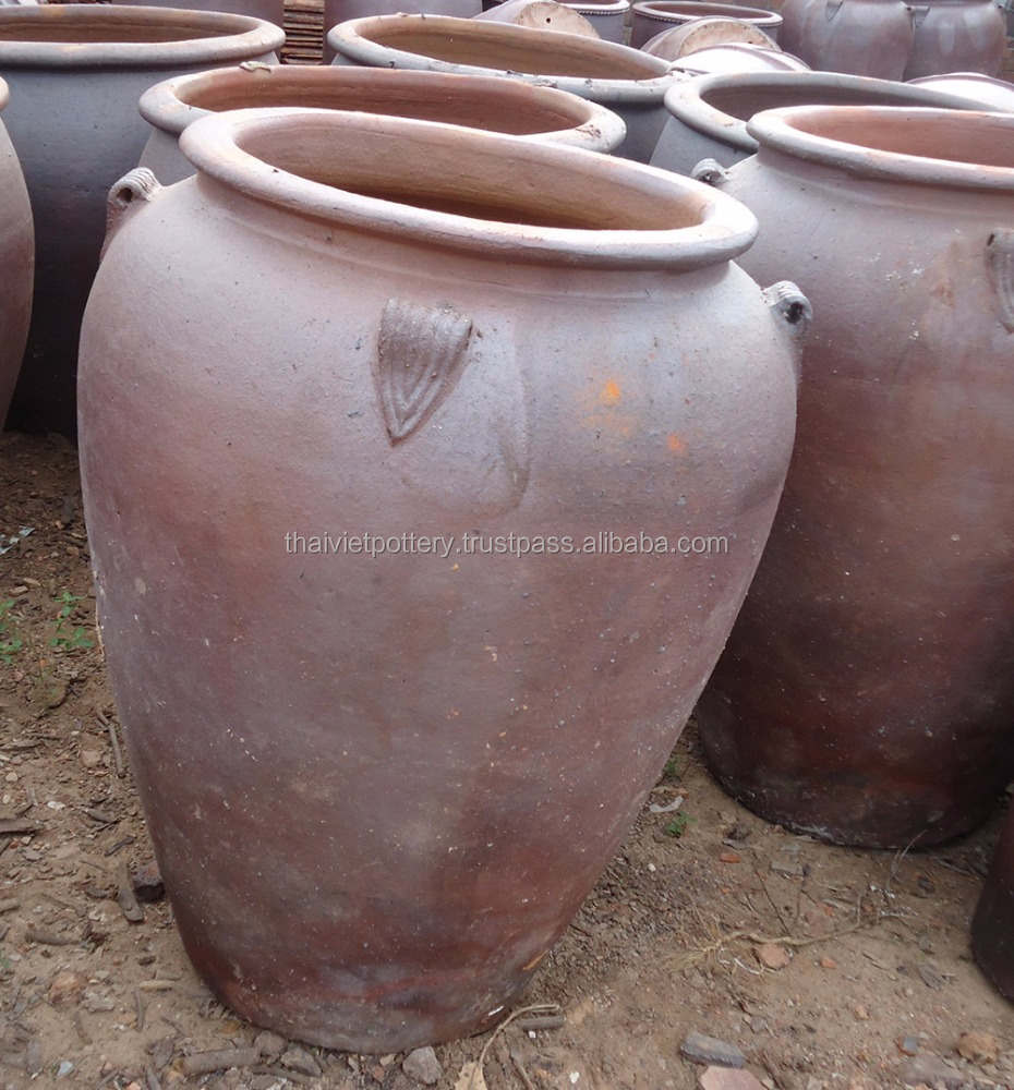 Large Garden Pots Large Black Clay Pots Xl Buy Rustic Home Decor Wholesale Garden Urns Large Garden Pots Product On Alibaba