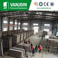 Prefab Insulated Wall Panels / Eps Sandwich Panels 4 Hours ...