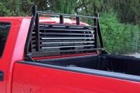 Universal Aluminum Pickup Truck Rear Window Protector ...