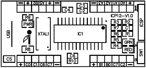 parallel port pic programmer with icp