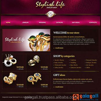 B2b B2c C2c Website Template Design And Web Development With Domain
