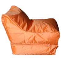 New 2in1 Foldable Bean Bag Lounge Chair Indoor Outdoor ...