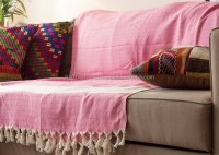 Cotton Sofa Throws Diffe Types Of Decorative Throws For ...