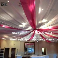 Stand Pipe And Drape Wedding Tent Wall Backdrop Ceiling ...