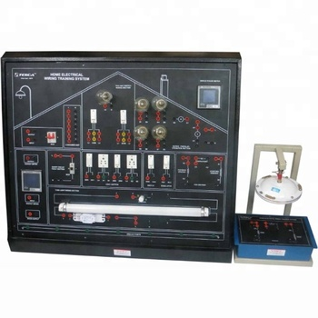 Home Electrical Wiring Training System- Electrical Engineering - Buy
