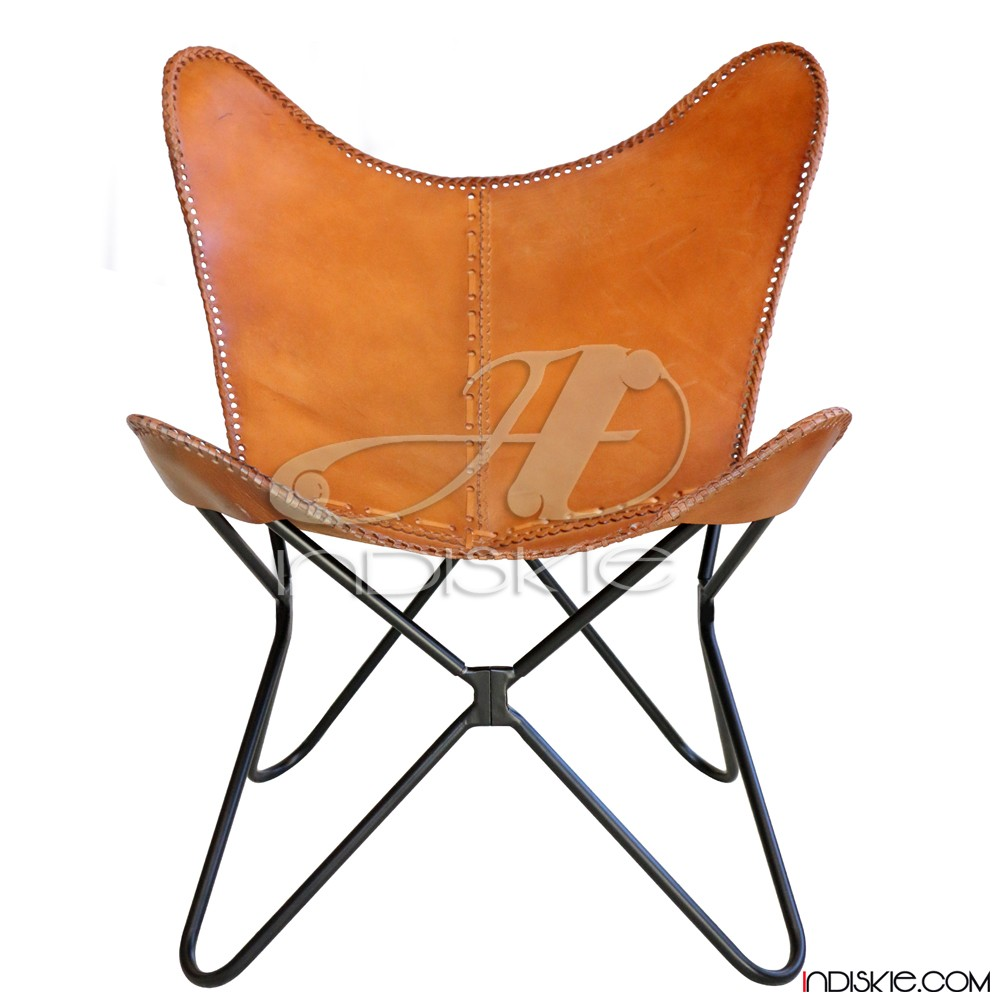 Butterfly Chair Knoll Butterfly Hand Made Chair Brown Leather Arm Chairs Hardoy Knoll Cover Frame Buy Butterfly Leather Hardoy Chair Product On Alibaba