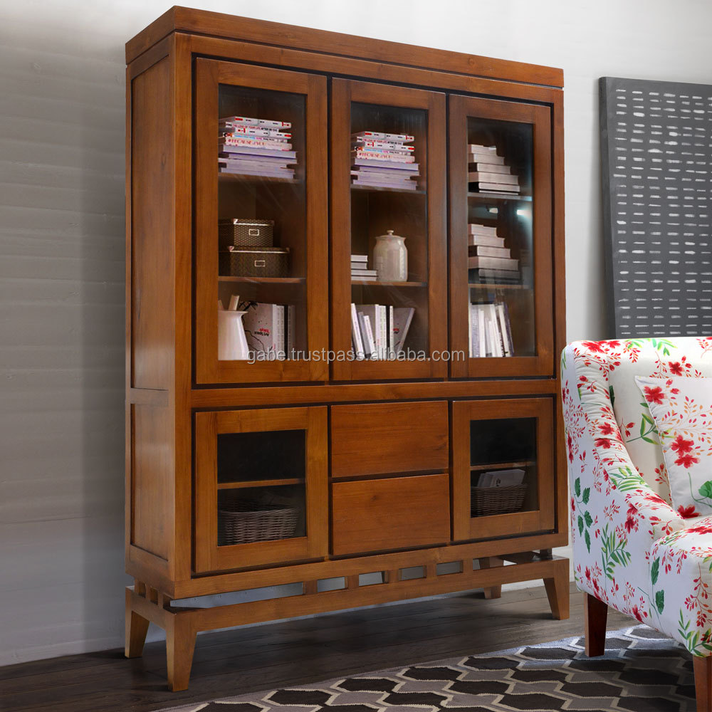 Cabinet Oak Furniture Cabinet Display Minimalist With Legs Natural Teak Wood Furniture Indonesian Wood Furniture Collection And Manufacturer Buy Cabinet Wooden