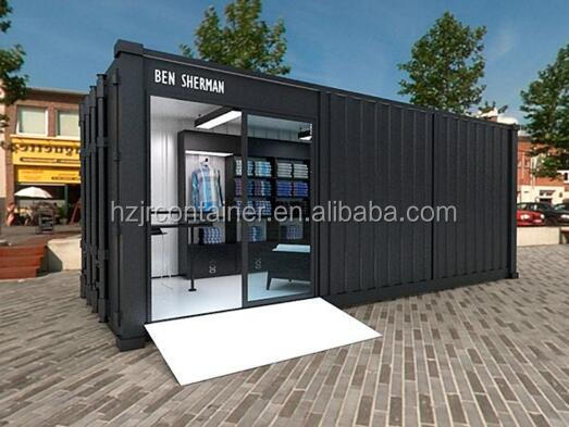 Iso 9001 Luxury 20 Feet Shipping Container Store Buy