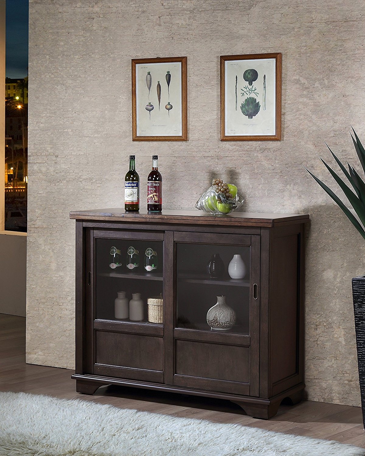 Buffet Sideboard With Wine Rack Cheap Wine Rack Buffet Find Wine Rack Buffet Deals On Line At