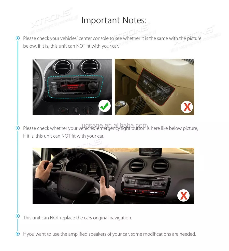 Usb Adapter Seat Ibiza 6j Xtrons Radio Android 8 1 For Seat Ibiza 6j Fr Cupra With Full Rca Output Car Multimedia System Buy Radio Android Car Multimedia System Radio Car